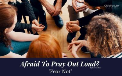 Praying in Public