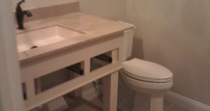 Bretz Bathroom Remodel New Lav