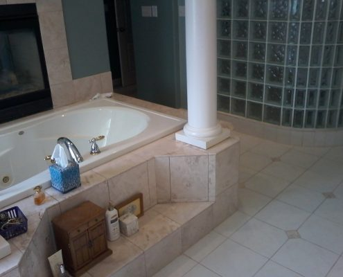 Whitty Bathroom Remodel Before 2
