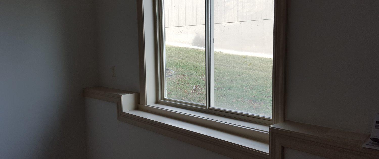 Ament Basement Remodel Window 2