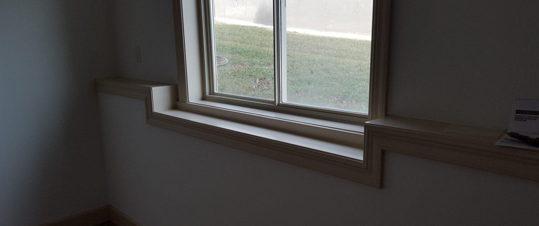 Ament Basement Remodel Window