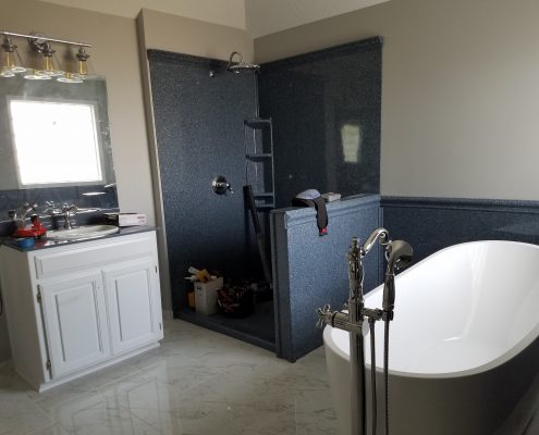 Hicks Bathroom Remodel 642