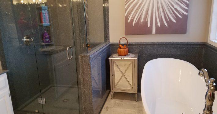 Hicks Bathroom Remodel 422