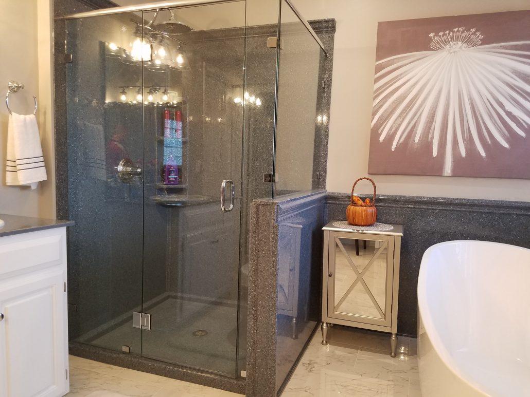 Hicks Bathroom Remodel 435