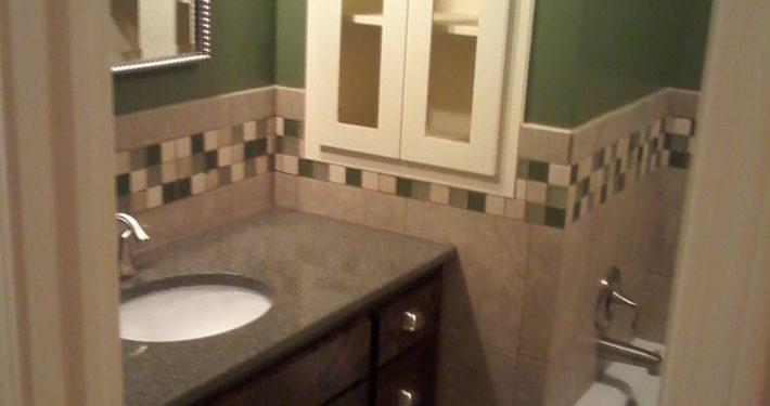 Hamilton Bath new lavatory