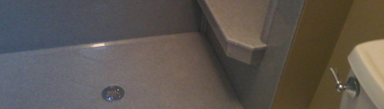 Onyx Shower Floor