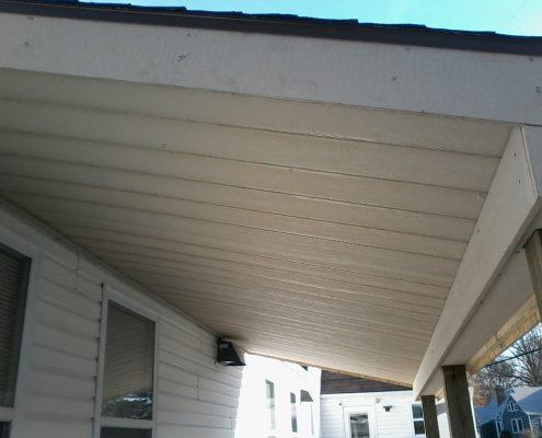 Mothers Refuge Shed Roof Gutter 3