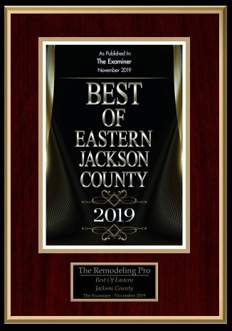 Best Remodeler in Jackson County