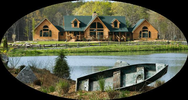 Honest Abe Log Homes Desocio I Plan