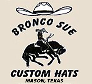 Bronco Sue Western Hats