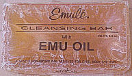 Emile Cleansing Bar with Emu Oil