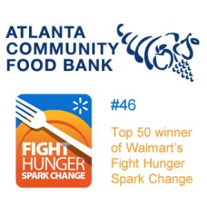 One Small Act for Atlanta Community Food Bank
