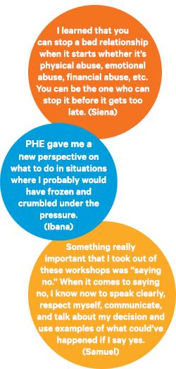 Peer Health Exchange Testimonials