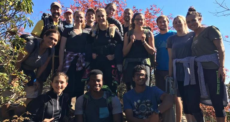 Team Carden - Day 7 - Tray Mountain