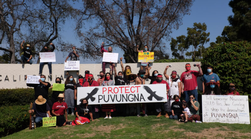 A Message about Puvungna by CSULB President Jane Close Conoley