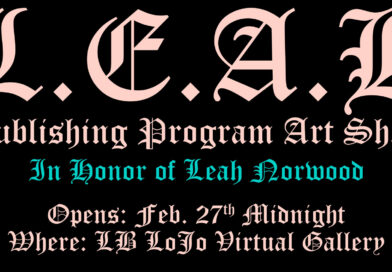 The L.E.A.H Publishing Program by @562LoJo