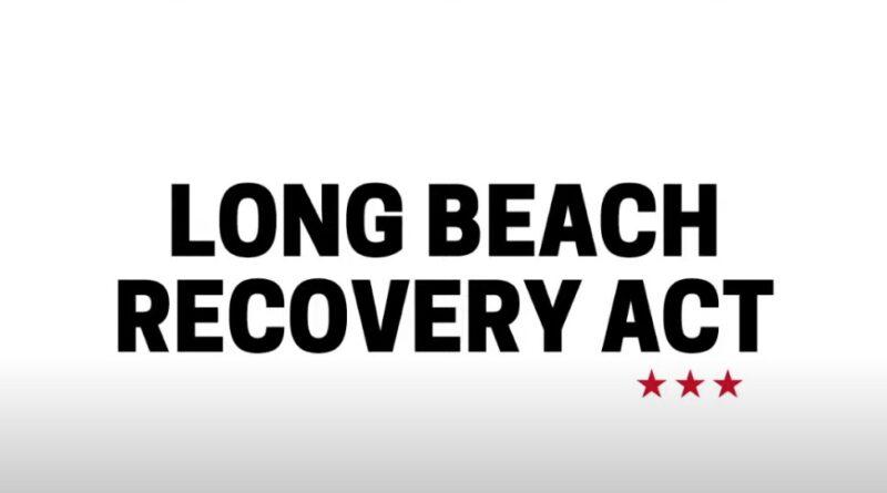 Mayor Robert Garcia Presents the Long Beach Recovery Act