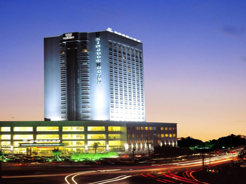 Yiwu Kingdom Narada Grand Hotel Yiwu China, Asia Kingdom
