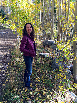 Emily Keen at Aspen Vista