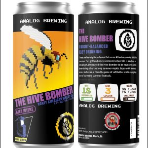The HiveBomber