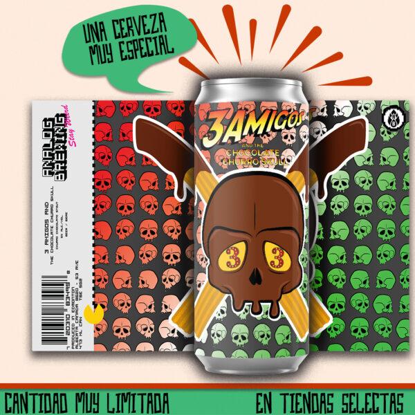 Churro Stout