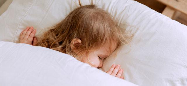 child sleep support