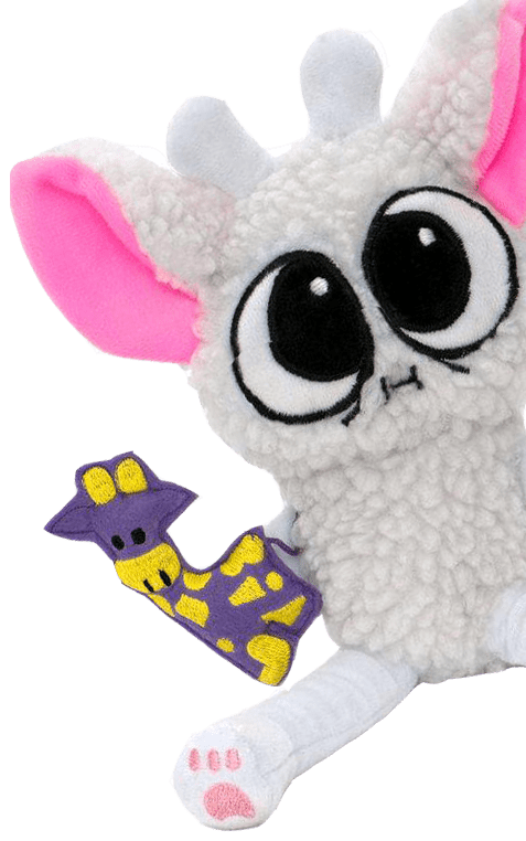 sleep monster plushy