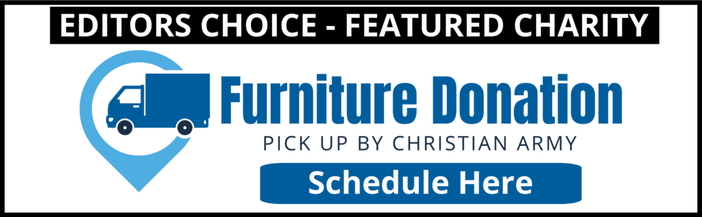 Furniture Donation Pick Up or Salvation Army Houston