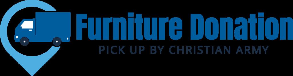 Furniture Donation Pick Up Logo