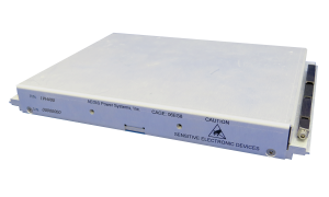 1PH400 Power Supply - Front View