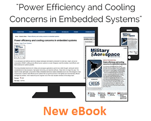 Efficiency and Cooling for Power Electronics in Embedded Computing