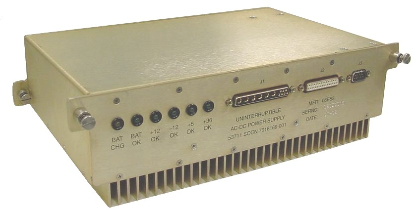 Military Power Supply