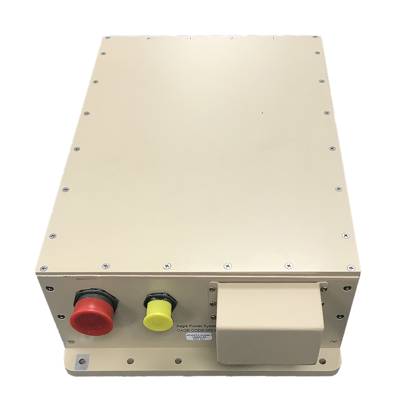 3-Phase AC-DC Military Power Supply