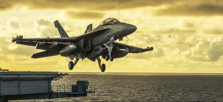 Military Aircraft Require Rugged Power Supplies