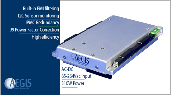 SOSA VPX Power Supply - AC-DC