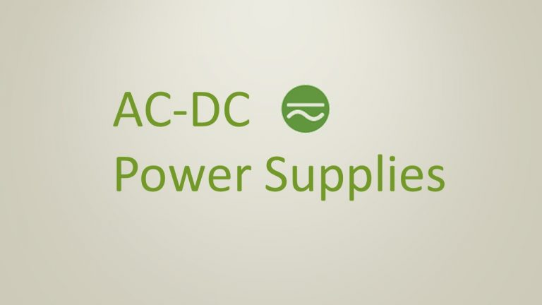 AC-DC Power Supplies from Aegis Power Systems