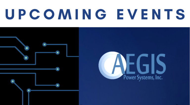 Upcoming Events for Aegis Power Systems, Inc.
