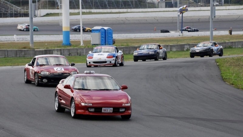 Pace Car: What's Going On In There?