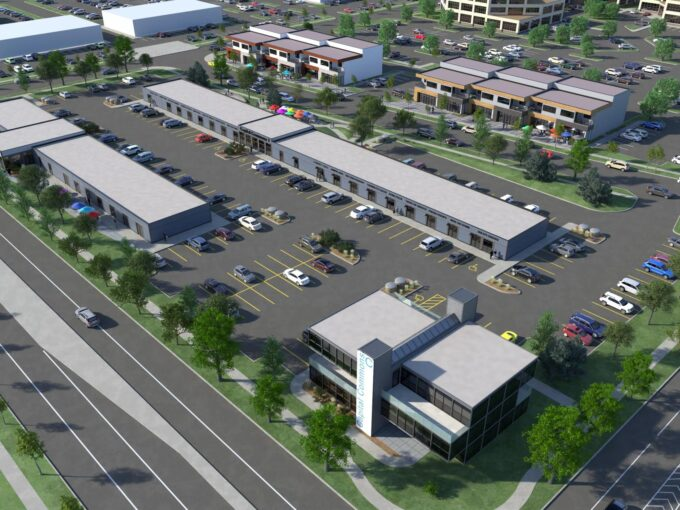 Capital Commons, Rochdale Blvd