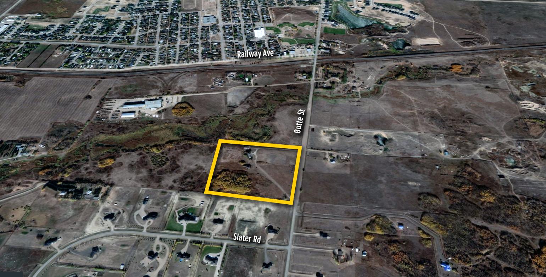 Redevelopment Land, Pilot Butte