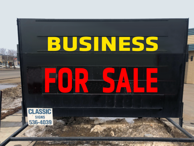 Classic Signs Business For Sale