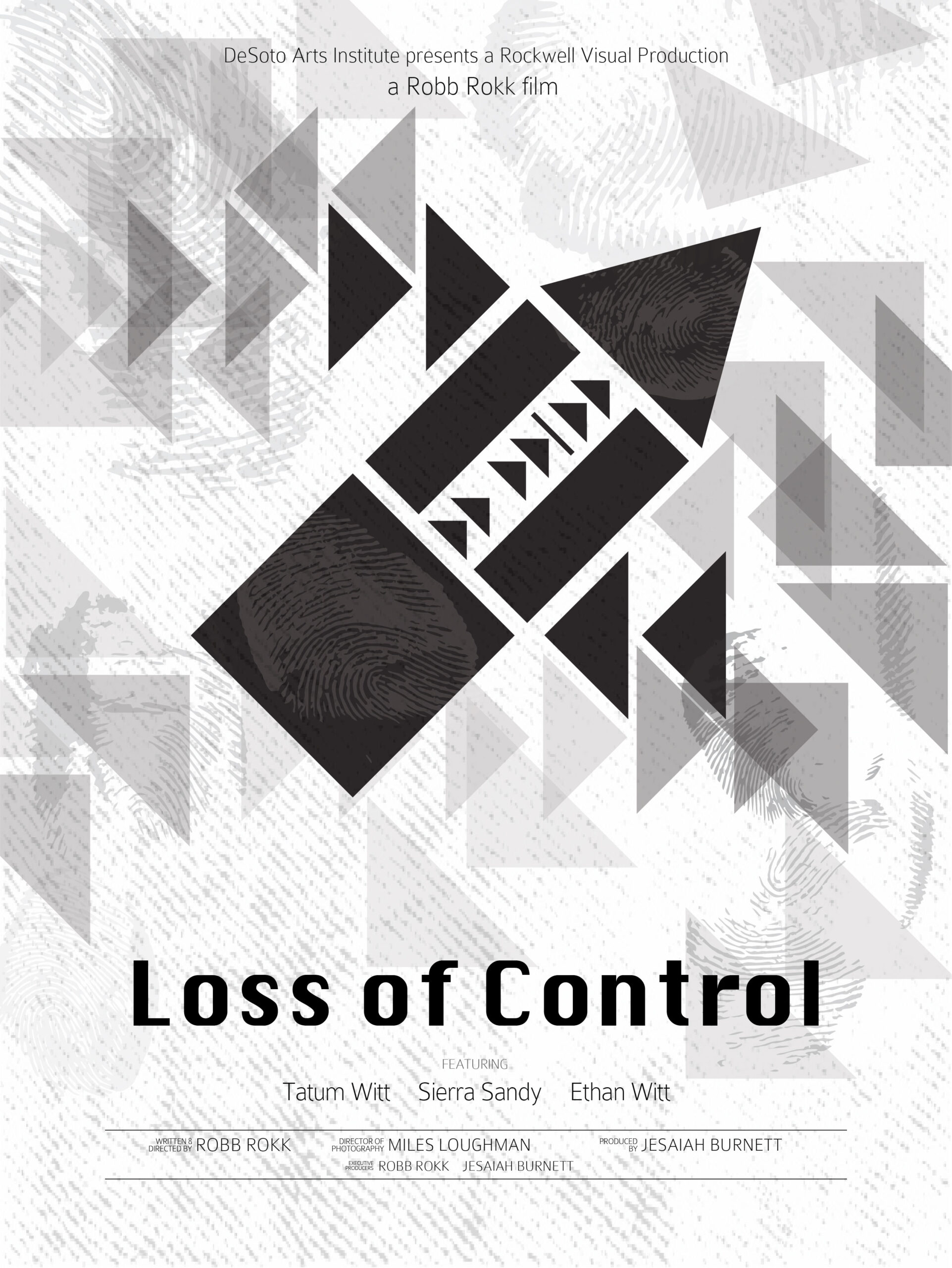 Loss of Control Poster