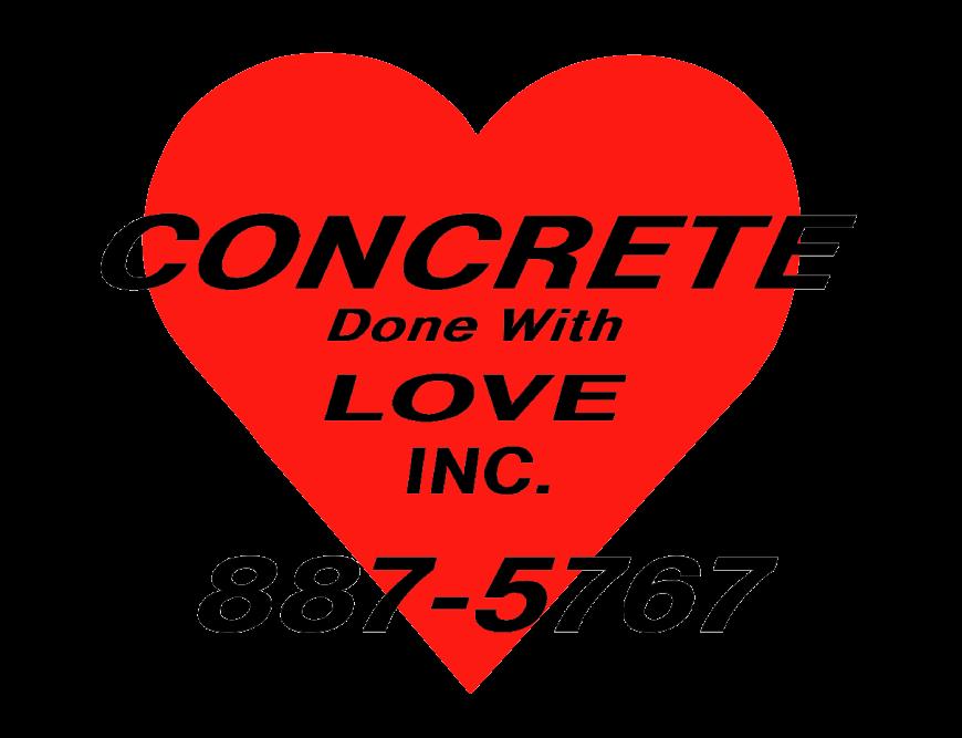 CONCRETE DONE W LOVE 7E0FD