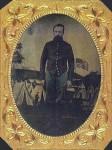 Cpt. John D. Hill in GAR uniform
