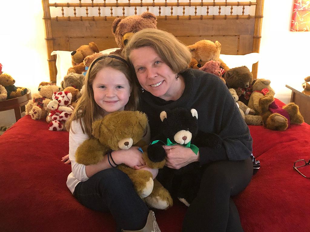 Martha's Vineyard Teddy Bear Suite Fundraiser Benefits Boys & Girls Club Healthy Happy Kids Meal & Food PRogram