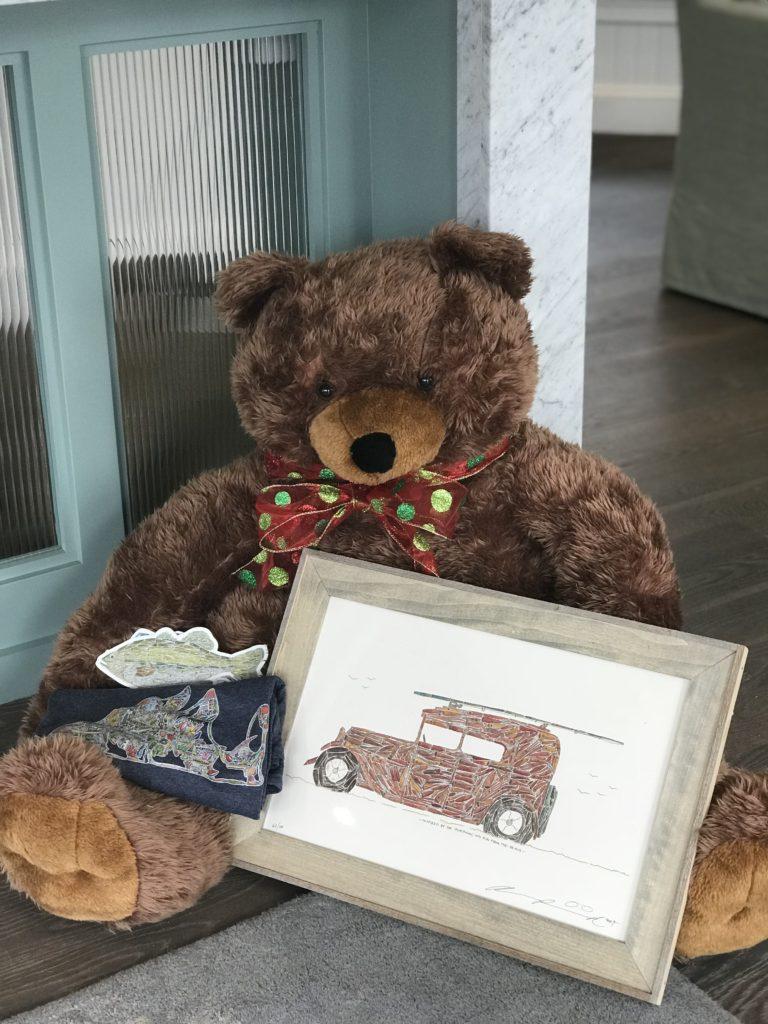 Donate Online Or Buy Tickets To Teddy Bear Suite Raffle To Support Martha's Vineyard Boys & Girls Club Healthy Happy Kids Food Program
