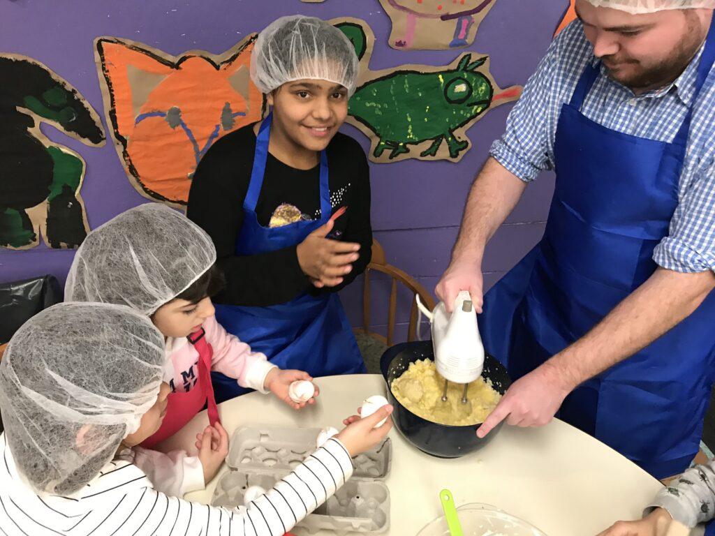 Martha's Vineyard Teddy Bear Suite Supports Healthy Happy Kids Culinary Club At Martha's Vineyard Boys & Girls Club
