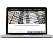 Lake Point Tower Condominium and Marina by Microfile