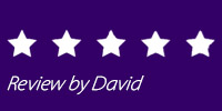 5 Stars Review by David