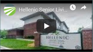 Hellenic senior living Indianapolis